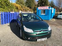 AUTOMATIC CITROEN C4 SX 1.6L\\SERVICE HISTORY\\CLEAN AND RELIABLE CAR\\WARRANTY