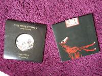 """Coldplay, White Stripes NME 7"""" Vinyl"""