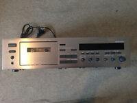 YAMAHA Tape Cassette Deck Stereo Natural Sound KX-530