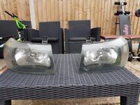 Ford Transit mk6 headlights