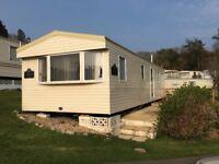 Caravan Holiday near Tenby. Sat 12th - Sat 19th May 2018 £220