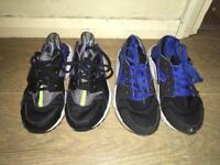 Huaraches size 3.5