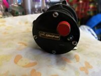 THREE SHIMANO speedmaster multiplier fishing reels 2 are mags all good condition