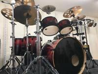 New mapex armory drum kit