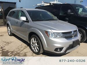 2011 Dodge Journey R/T AWD - 7 PASS/SUNROOF/LEATHER
