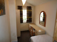 Single furnished bedroom in Derby shared house close city centre bills and WiFi included £265 pmonth