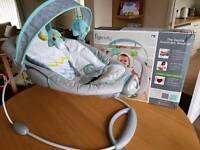 Ingenuity baby boucer/rocker