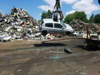 🚘scrap cars vans 4x4 mot failures non runne