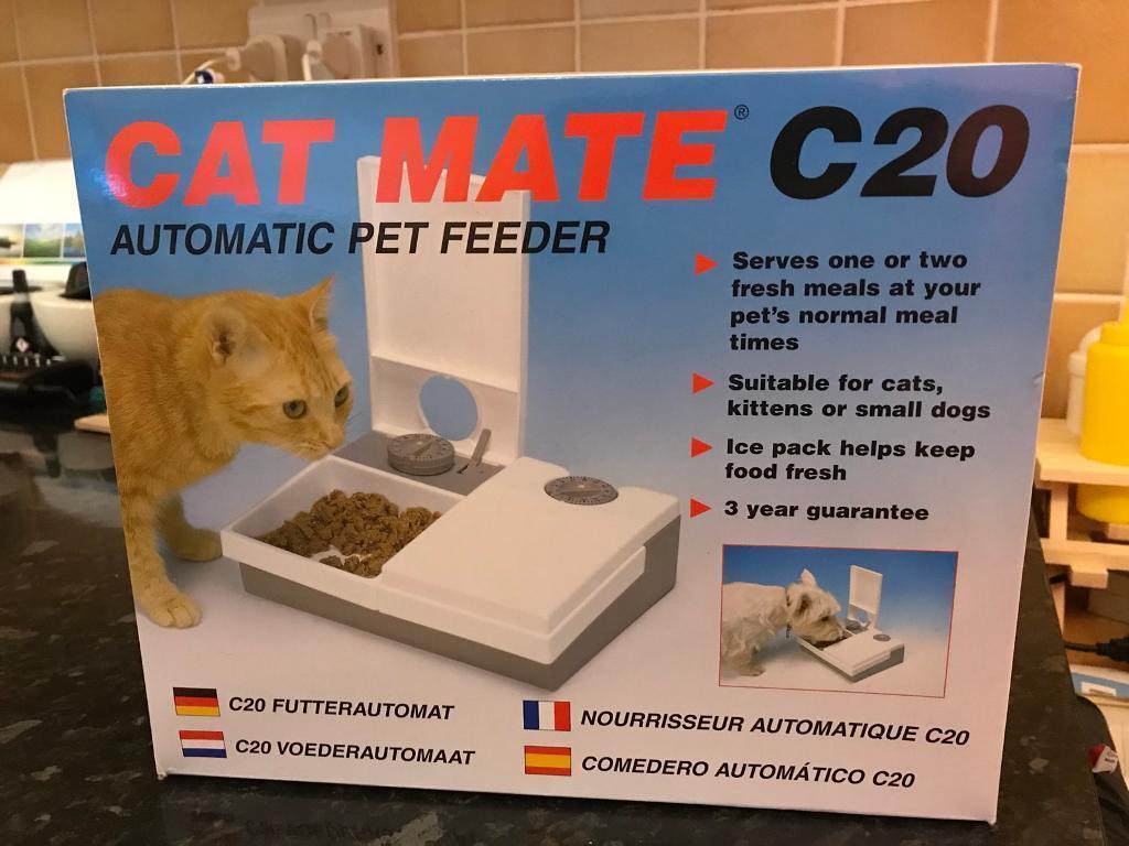 Cat Mate C20
