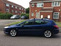 Peugeot 407 sw hdi diesel automatic
