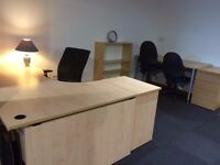 Office/Desk Space to Let - Riverside City Centre Location - £250 per month