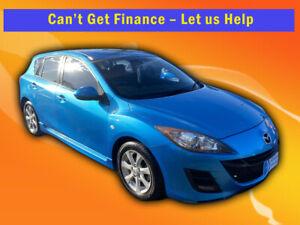 Mazda3 Maxx Sport Hatch - Need Finance. Sick of being let down? - $800 Deposit