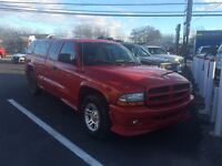 2003 Dodge Dakota SPORT 2X4 950$ TAX ET TRANSIT INCLUS 514-692-0