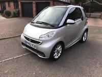 Smart Car Passion Very low miles