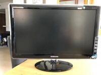 "Great 23"" Samsung TV P2370HD! HDMI, COMPONENT IN, PC-DVI, USB, SCART, OPTICAL AUDIO, HEADPHONE INOUT"