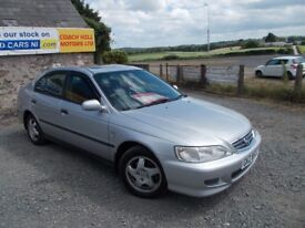 """AUTOMATIC HONDA ACCORD 75000 MILES """"12 MONTHS MOT"""" EXCELLENT CAR MUST BE SEEN AND DRIVEN"""