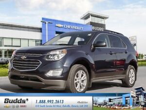 2017 Chevrolet Equinox LT 0.9% FOR UP TO 24 Months OAC