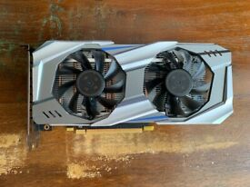 Nvidia GTX 1060 6GB OC Edition