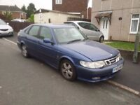 Saab 93 turbo spare or repairs