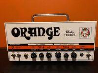 Orange Dual Terror Guitar Amp with Flight Case (and soft case) Amplifier