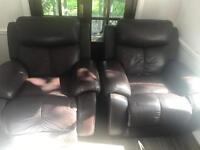 2 'lazy boy' recliner chairs