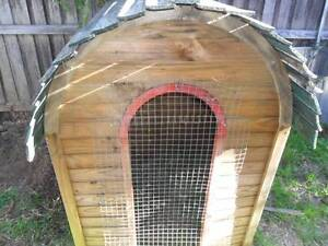 large dog kennel bird cage chicken coup quail rabbit cubby house Windsor Hawkesbury Area Preview