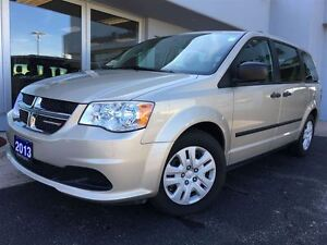 2013 Dodge Grand Caravan SE ONE OWNER!!!!