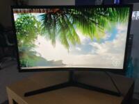 """Samsung 23.6"""" 1080p 144hz Monitor"""