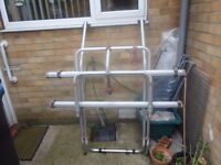 Cycle rack for 2 Cycles