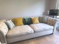 Lovely 4 seater sofa