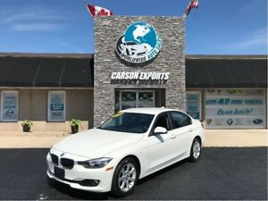 2014 BMW 3 Series LOW KM CLEAN 320i xDRIVE