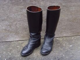 Riding - swashbuckling - Pirate boots!! - size 6ish