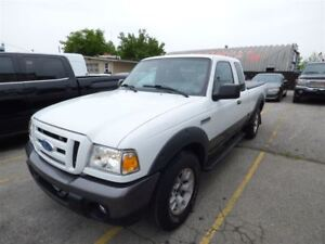 2008 Ford Ranger FX4/Off-Road & AUTOMATIC & 4X4