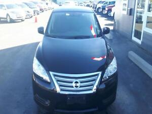 2015 Nissan Sentra ''WE FINANCE EVERYONE''