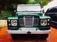 1976 Land Rover Defender 2.2 (88 4CYL)