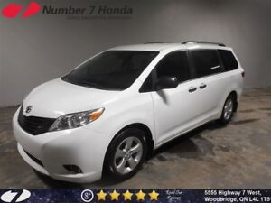 2015 Toyota Sienna Backup Cam, Bluetooth, Power Group!