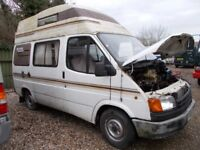 1988 Ford Transit Motorhome - Project