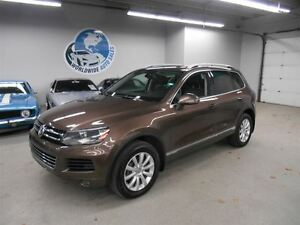 2012 Volkswagen Touareg DIESEL!! 4X4 FINANCING AVAILABLE