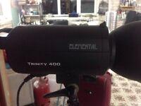 Sell professional photo studio, Elemental Studio-flash