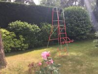 Henchman Access Tower - ideal for hedge trimming