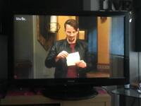 "46"" PANASONIC VIERA FREEVIEW HD 1080p TV"