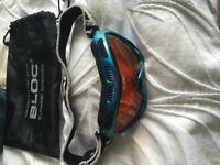 Bloc junior ski goggles