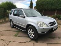 Honda CR-V 12mths mot ideal winter car