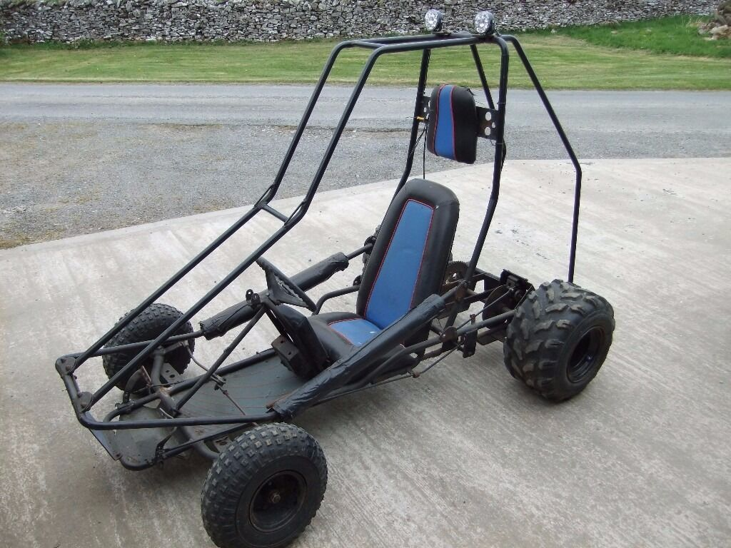 Off Road Manco Dingo Buggy Gokart Chassis Project. | in Kirkby ...