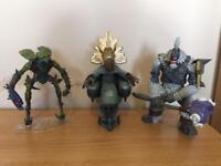 Halo 2 Joyride Figures