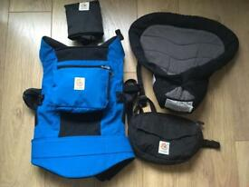 Ergobaby Performance Carrier + extras