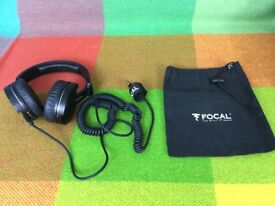 Focal Spirit Professional Headphones. Mint. Rarely used. The new 'GO-TO' pro studio cans.
