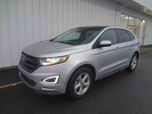 2015 FORD EDGE AWD SPORT
