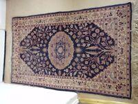 Vintage Oriental/Persian Rug 168 cm x 94 cm (Tassel to Tassel)