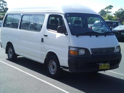 12 OR 14 SEAT MINI BUS FOR HIRE